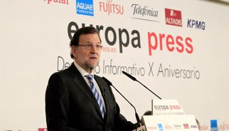 """Rajoy diu que plebiscitàries són """"les que no es faran a Catalunya"""" perquè no existeixen"""