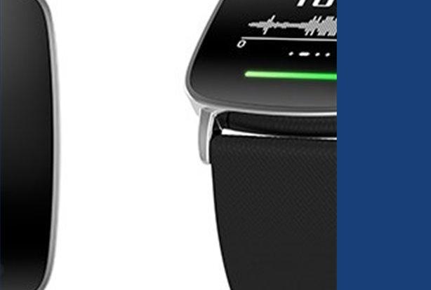 Foto: Asus presenta VivoWatch, un 'wearable' fitness con una autonomía de 10 días ASUS