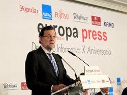 Foto: AMP.- Rajoy eleva al 2,9% la previsió del PIB del 2015 i del 2016 (EUROPA PRESS)