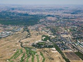 Foto: Defensa saca a la venta los terrenos de Campamento deseados por Wanda (EUROPA PRESS/MINISTERIO DE DEFENSA)
