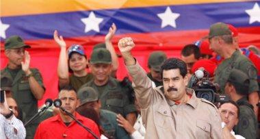 Foto: España, a Venezuela: la defensa de los DDHH no depende de amenazas (ARCHIVO)