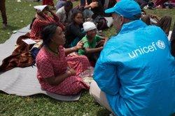 Foto: Nepal.- Augmenten a 72 els morts a l'Índia pel terratrèmol en el veí Nepal (UNICEF/NYBO)