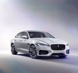 Foto: Jaguar escoge el Salón de Barcelona para presentar el nuevo XF (JAGUAR)