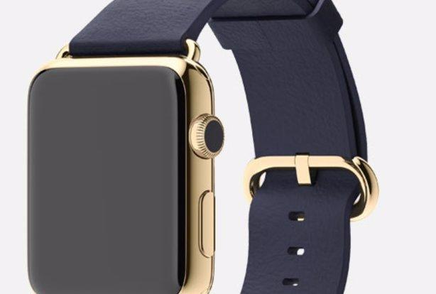 Foto: Menos de una cuarta parte de la gente que compró el Apple Watch lo ha recibido APPLE
