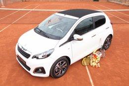 Foto: Peugeot lanza la serie especial Open del 108 (PEUGEOT )
