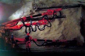Foto: Innova.- Sensores ópticos ayudan a los geólogos a predecir el comportamiento del terreno en las excavaciones (AIDO)