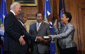 Foto: La nueva fiscal general de EEUU promete equilibrio entre seguridad y libertad (GARY CAMERON / REUTERS)