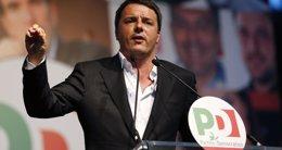 Foto: Renzi llama a la unidad del PD para votar la reforma electoral (TONY GENTILE / REUTERS)