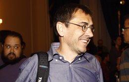 """Foto: Monedero: """"Tenemos que ser capaces de recuperar el frescor del 15M"""" (EUROPA PRESS)"""