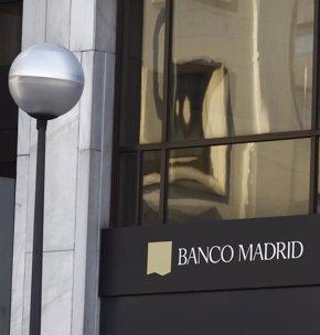 Foto: Los clientes de Banco Madrid contarán con una oficina de información (EUROPA PRESS)