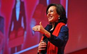 Foto: Santander gana 1.717 millones hasta marzo, un 32% más (BANCO SANTANDER)