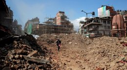 Foto: Entre 70 y 80 españoles serán evacuados de Katmandú a Nueva Delhi (REUTERS)