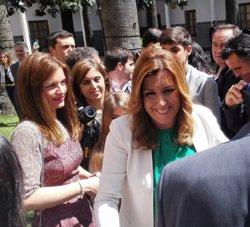 Foto: COR.- El debat per a la investidura de Susana Díaz com a presidenta de la Junta es farà el 4 i el 5 de maig (EUROPA PRESS)