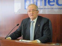 Foto: Pimec recomana augmentar salaris a les empreses amb millores (EUROPA PRESS)