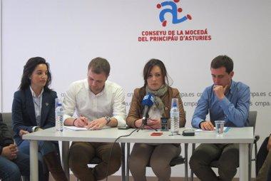 """Foto: El PP quiere acabar con la """"cultura de la subvención"""" en Asturias (EUROPA PRESS)"""