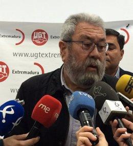 Foto: Méndez (UGT) critica un informe del Banco de España sobre salarios y empleo (EUROPA PRESS)