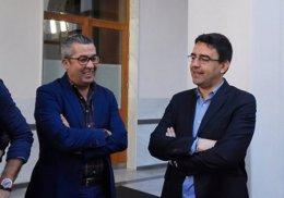 """Foto: PSOE-A urge a las demás fuerzas a """"pasar de las palabras a los hechos"""" y ve puntos de encuentro con C's y Podemos (EUROPA PRESS)"""