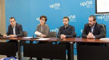 Foto: La UPNA pone en marcha una campaña para captar recursos económicos (EP/UPNA)
