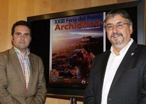 Foto: Más de 15.000 personas se darán cita en la Feria del Perro de Archidona (EUROPA PRESS/DIPUTACIÓN)