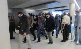 Foto: Seis mossos a juicio por la muerte de Benítez y fianza de 200.000 euros (EUROPA PRESS)