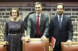 Foto: Sánchez promet un Estatut dels Treballadors que sigui