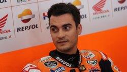Foto: Motociclisme/GP Espanya.- Dani Pedrosa confirma que no estarà a Jerez de la Frontera (REPSOL MEDIA SERVICE)