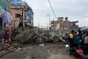 Más de 5.000 muertos en el terremoto de Nepal