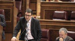 Foto: El Congreso rechaza traspasar a Euskadi la cuenca Nervión-Ibaizabal (EUROPA PRESS)