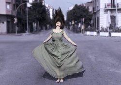 Foto: La catalana Lorien transita entre el rock i el folk en el seu treball de debut 'Daily Life' (KUB CREACIONS MUSICALS)