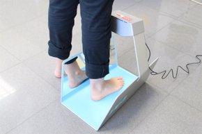 Foto: Innova.- Crean un sistema de compra de calzado para mujer con materiales inteligentes que previene problemas de pies (IBV)