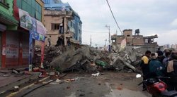 Foto: Nepal.- El Govern del Nepal eleva a més de 5.800 els morts pel terratrèmol (GOBIERNO DE NEPAL)