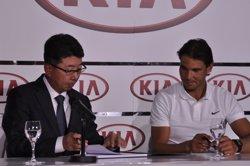Foto: Nadal renova amb Kia Motors Iberia (EUROPA PRESS)