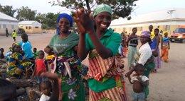 Foto: Mujeres rescatadas de las garras de Boko Haram relatan el horror sufrido (AFOLABI SOTUNDE / REUTERS)