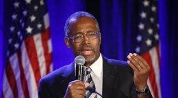 Foto: Ben Carson anuncia su candidatura a la Presidencia de EEUU (EARNIE GRAFTON / REUTERS)