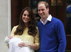 Foto: R.Unit.- La filla dels Ducs de Cambridge es dirà Carlota Isabel Diana (REUTERS)