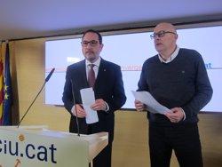 Foto: CiU acusa Mejías (C's) de voler prohibir el dret a la manifestació (EUROPA PRESS)