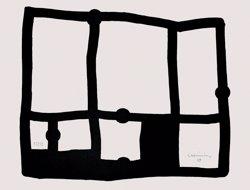 Foto: L'obra de Chillida protagonitza una exposició a la Mayoral Galeria d'Art (FUNDACIÓN FRANCISCO GODIA)