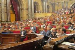 Foto: El Parlament admetrà a tràmit la llei electoral en l'últim ple abans de les municipals (EUROPA PRESS)