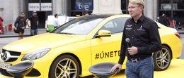 Foto: Hakkinen pide a los españoles que se 'unan al pacto' de no beber y conducir (EUROPA PRESS)
