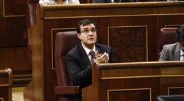 Foto: Ayllón cree que el PP debe seguir pidiendo el voto en Xátiva, pese a Rus (EUROPA PRESS)