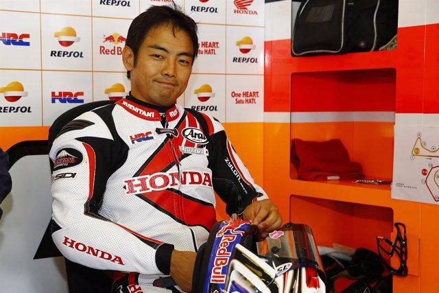 """Foto: Aoyama: """"Ha sido un entrenamiento productivo en Jerez"""""""