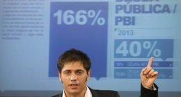 Foto: Argentina anuncia una rebaja en su criticado Impuesto a las Ganancias (REUTERS)