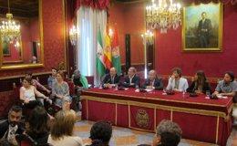 Foto: Comienza este martes el rodaje en Granada de la serie 'Carlos, rey emperador' (EUROPA PRESS)