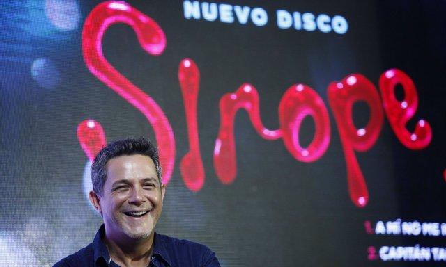 "Foto: Alejandro Sanz: ""Paco de Lucía está presente en toda mi música"" (EUROPA PRESS)"