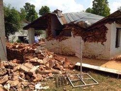 Foto: Més de 7.500 morts pel terratrèmol al Nepal (JAVIER ARCOS/MÉDICOS DEL MUNDO)