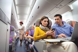 Foto: Emirates preveu augmentar un 35% els seus passatgers a Barcelona (EMIRATES )