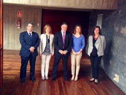 Foto: Santiago Negrín toma posesión como presidente de RTVC (EUROPA PRESS)