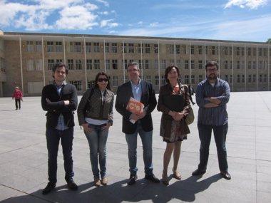 """Foto: C's plantea el """"pago a la carta"""" de los tributos municipales (EUROPA PRESS)"""