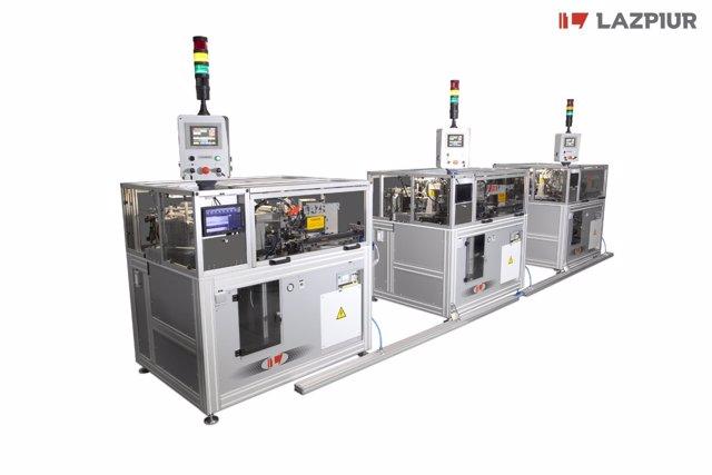 Foto: Lazpiur fabricará máquinas que montarán las cajas de fusibles GM en Filipinas