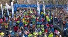 Foto: El Maratón de Sevilla, sede del Campeonato de España de 2016 (JUAN JOSÉ ÚBEDA)